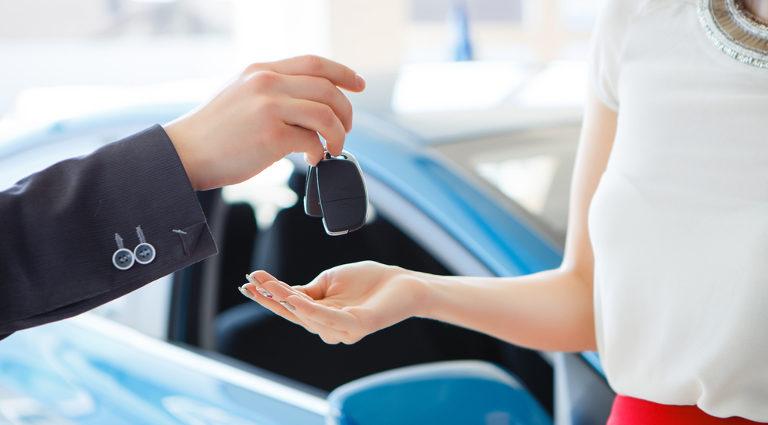Auto di cortesia o sostitutiva